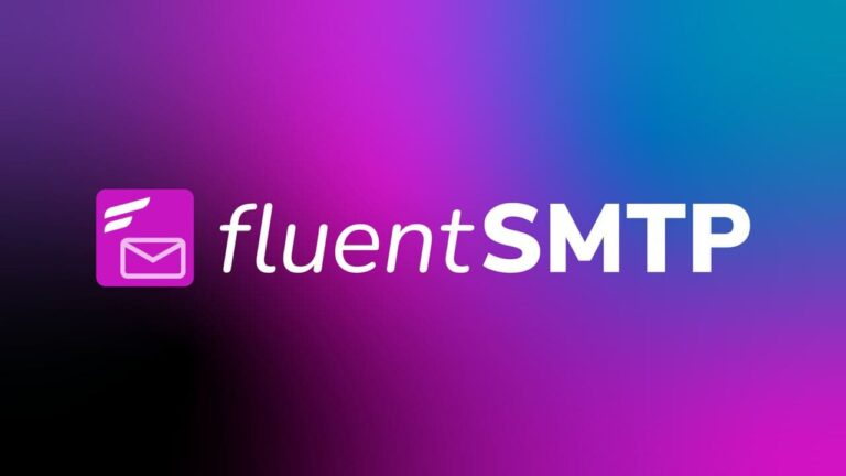 Fluent SMTP: Our gift to the WordPress Community!
