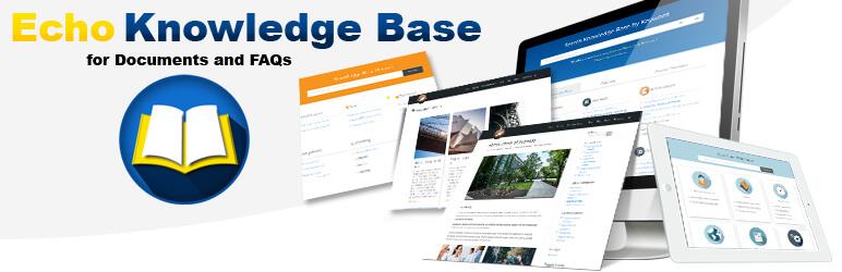 Knowledge Base wordpress plugin banner