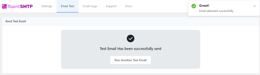 testing amazon ses email deliverability in wordpress